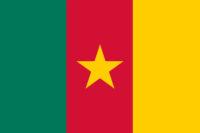 Banderia Camerun